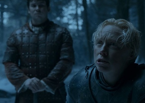 Brienne-pledges-to-Sansa.-Game-Of-Thrones-S6Ep1-The-Red-Woman-Review