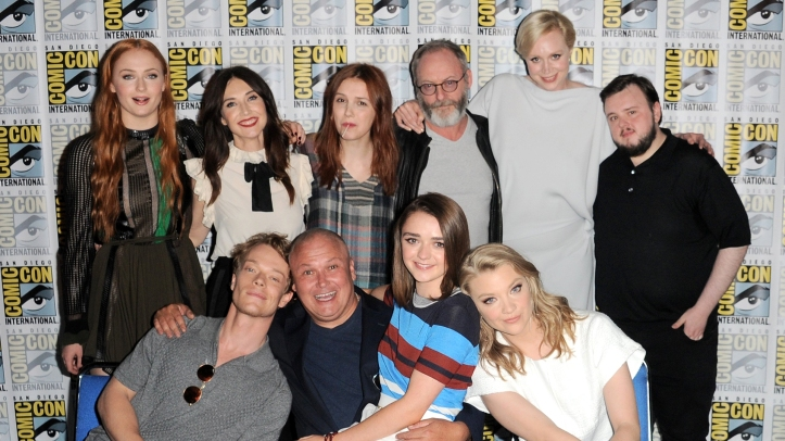 "Image: Comic-Con International 2015 - ""Game Of Thrones"" Panel"