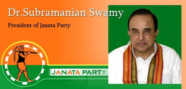 subramanian_swamy_president_janata_party