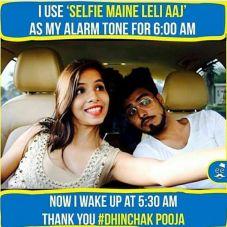 Dhinchak-Pooja-Selfie-Maine-Leli-Aaj-Meme-2