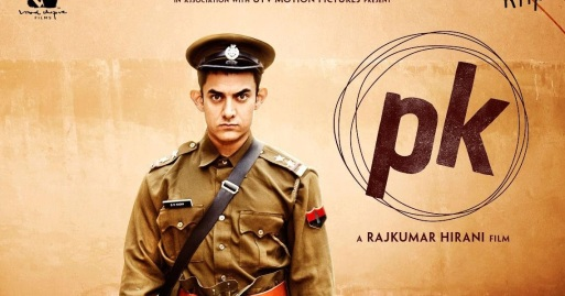 PK Movie Aamir Khan Police Poster HD Wallpaper